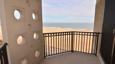 Photo for #311 Ocean Front Condo 1 Bedroom, 1 Bath, One Virginia Avenue, Rehoboth Beach DE,