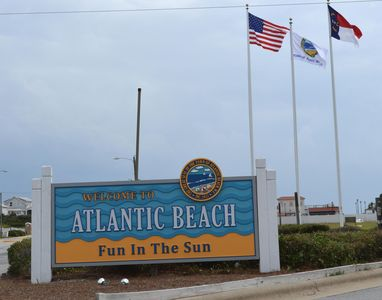 Photo for 2Bed/2Bath Condo/Oceanfront Complex in Atlantic Beach with Ocean & Sound Views