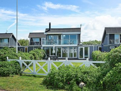 Photo for Riveting Holiday Home in Hemmet near Sea