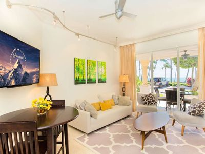 ASK FOR DISCOUNT - Romantic & Luxurious Suite on Fisher Island w/Ocean Views, Golf Cart, & Amenities