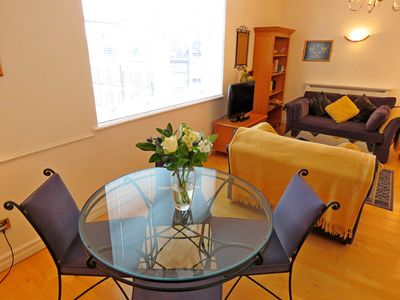 Photo for Situated in the world renowned medieval cobbled street Shambles, Apartment 2