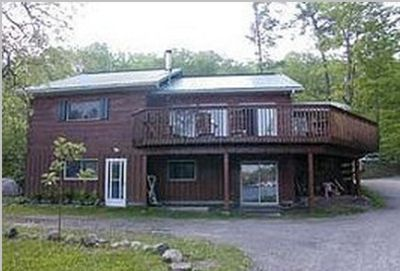 Photo for Log Cottage For Rent On Rice Lake - Ontario
