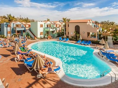 Photo for Holiday apartment Maspalomas for 2 persons with 1 bedroom - Holiday apartment