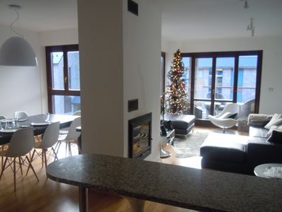 Photo for Bright apartment, 3 bedrooms / 2 bathrooms WIFI, beautifully decorated