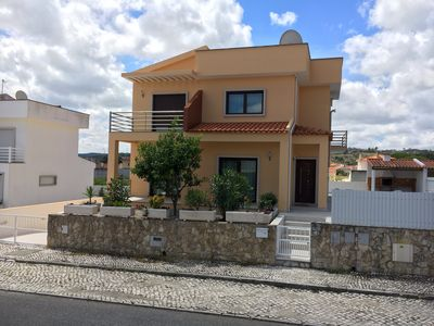 Photo for 4 Bedroom Detached Villa with private Heated Pool and WiFi in village location