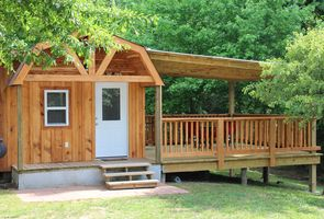 Photo for 1BR Cabin Vacation Rental in Oden, Arkansas