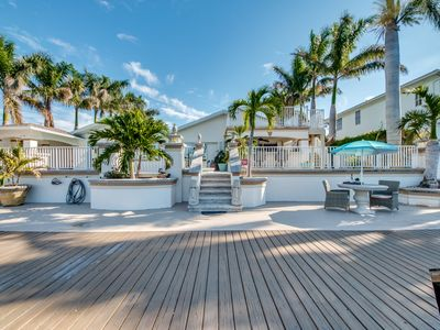 Photo for Beautiful Vacation Home in Yacht Club with Stunning Sunset View.