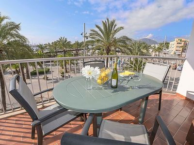 Photo for 3 bedroom Apartment, sleeps 6 in Port d'Alcudia with Air Con and WiFi