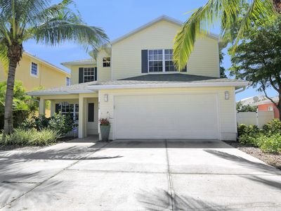 Photo for WALK TO BEACH! ENJOY BEAUTIFUL SUNSETS! BRAND NEW LISTING!