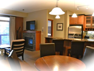 Photo for 2BR Lodge Vacation Rental in Canmore, AB