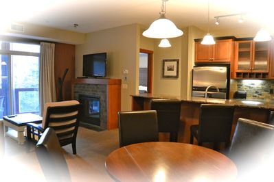 Beautiful two bedroom apartment provides you comfortable stay.