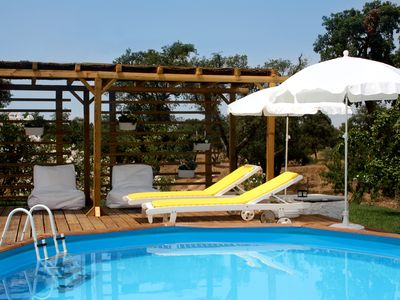 Photo for Monte in the Alentejo coast ideal for a relaxing break with family and friends