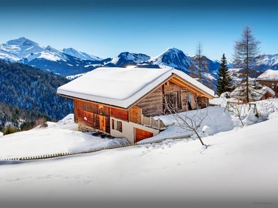 Photo for A warm welcome is waiting at this family chalet with sauna - OVO Network