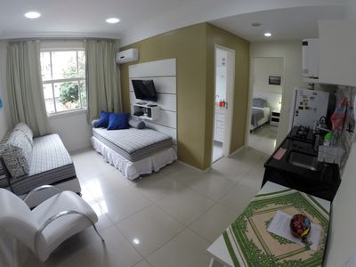 Photo for GREAT HOLIDAY APARTMENT IN COPACABANA BEACH - RANK 5