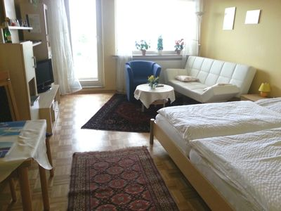 Photo for City apartments for 2 persons, 3 *** DTV Rating