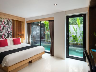 Photo for Two Bedroom Pool Residence 4