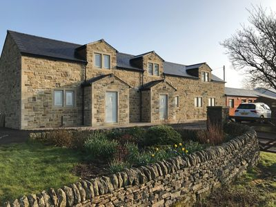 Photo for Luxury Yorkshire Dales Holiday Cottage