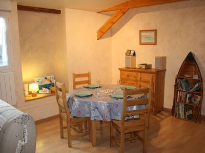 Photo for Apartment in the heart of Fécamp seaside cliffs - Chartered tourism 2 stars