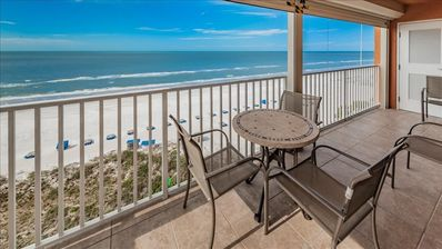 Photo for New Property, SDC2-801 - Direct Beachfront Beauty with Sweeping Coastal Views!