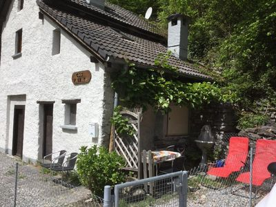 Photo for Holiday cottage Brontallo for 2 - 4 people with 1 bedroom - Holiday home