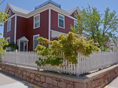 Photo for Special rates for July and August: Wonderful historic home near downtown and UNM