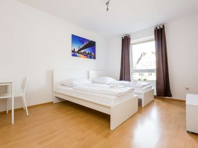 Photo for Apartment for two persons in Dusseldorf