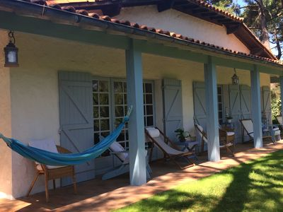 Photo for Rent charming villa in Cap-Ferret