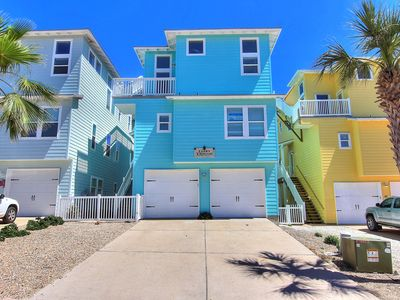 Photo for New Reduced Rates!!! Brand new home in Village Walk, roof top deck!