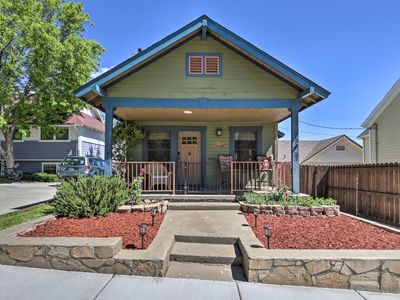 Photo for Prescott Cottage ~ 3 Blocks from Courthouse Plaza!
