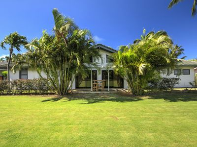 Photo for Beautiful 4 Bedroom luxury, with ideal access to beaches and resort community!