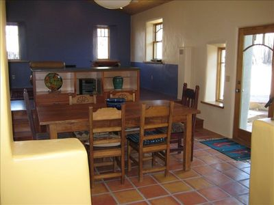Photo for Beautiful Adobe House - Walk from Taos Plaza