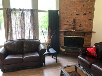 Photo for Royal Suite Luxury 2 bedroom steps from Connors Road-min to River Valley