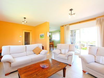 Photo for Vacation home Delta in Vidreres - 6 persons, 3 bedrooms