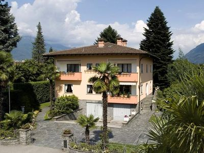 Photo for Holiday apartment Ascona for 2 persons - Holiday apartment in one or multi-family house