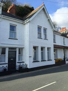 Photo for Large 5 Bedroom Sea Front Family Home in Aberdovey Village