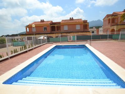 Photo for 2BR Villa Vacation Rental in Miami Playa, Tarragona