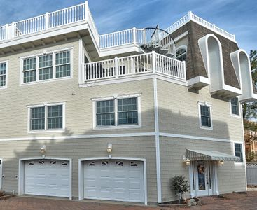 Photo for LBI Beachside Retreat, Lux Condo w Elevator, 4 B'Rooms, 3 Bath, New Listing
