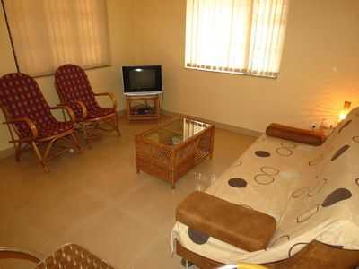 Photo for 42) 1 Bed Apartment Calangute Sleeps 2/4 Baga