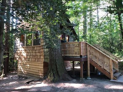 Photo for 1BR Cabin Vacation Rental in Beaverton, Oregon