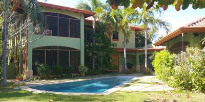 Photo for Private Villa with Guest House & Pool in Junquillal Gated Community