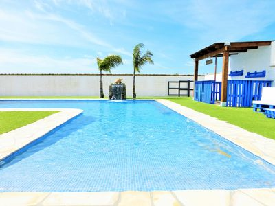 Photo for Villa Alazan is a beautiful finca with private pool for 14 people.