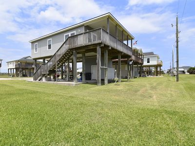 Photo for Sonrise Retreat is Bayside in Terramar with Beach Views. FREE ACTIVITIES!
