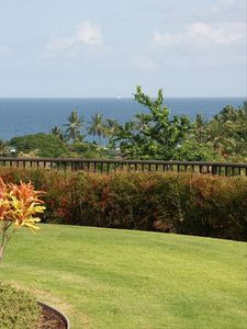 View from Private Lanai