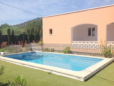 Photo for Lovely 5 bedroom Villa near to Sa Caleta beach