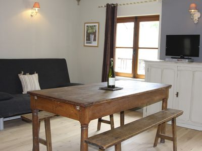 Photo for Honfleur. 4 PEOPLE. LUMINOUS. PERFECT SITUATION. PRIVATE PARKING. FREE WIFI