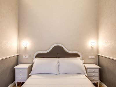 Photo for QUADRUPLE ROOM 301 AT THE B & B SUITE ROME VENETO