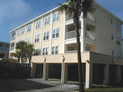 Photo for Duneside Terrace - One Block from the Beach - Indoor Pool-Small Dog Friendly