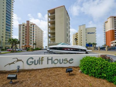 Gulf House 605 | INQUIRE For Best Rates! | Budget Friendly