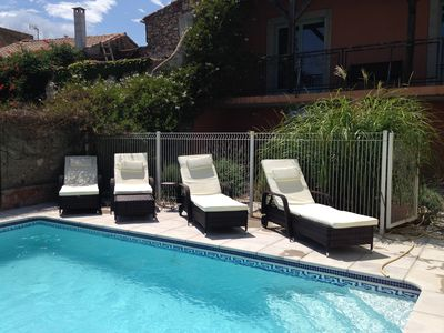 Photo for Sunny Languedoc - Secret Pool and Garden, Pet Friendly