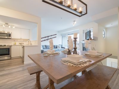 Photo for Recently Renovated Gorgeous 2 Bedroom, 2 Storey TOWNHOUSE in Whistler Village